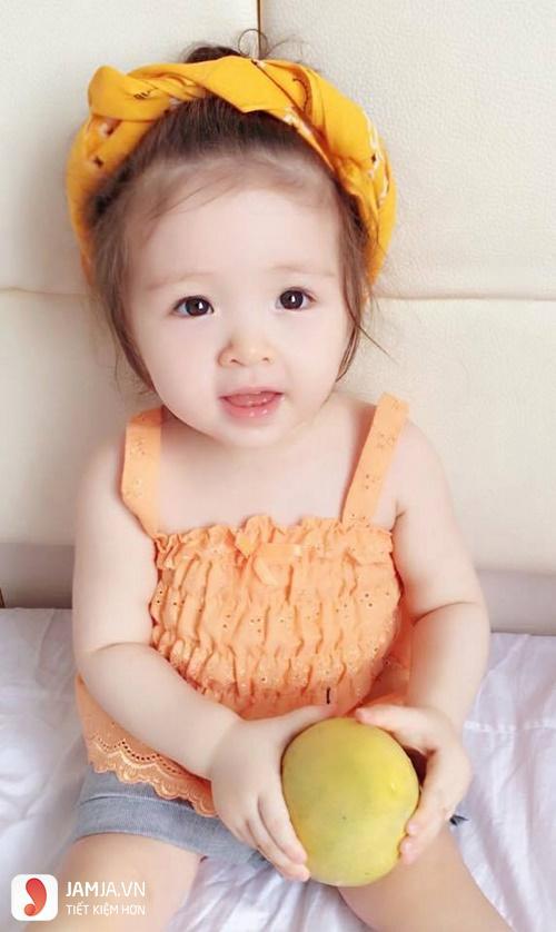 Khăn turban cho bé