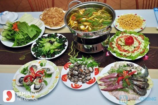 địa chỉ ăn lẩu hải sản ngon ở Hà Nội 2