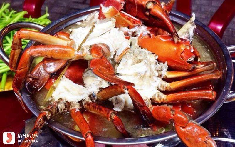 địa chỉ ăn lẩu hải sản ngon ở Hà Nội 3