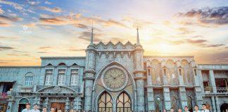 Địa điểm chụp ảnh đẹp ở ngoại thành Hà Nội