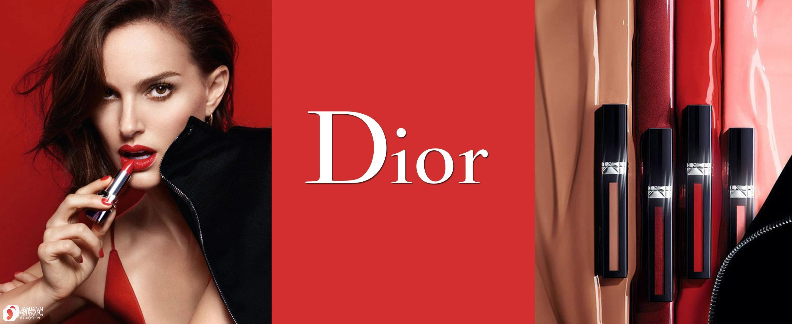 Đôi nét về thương hiệu Dior 1