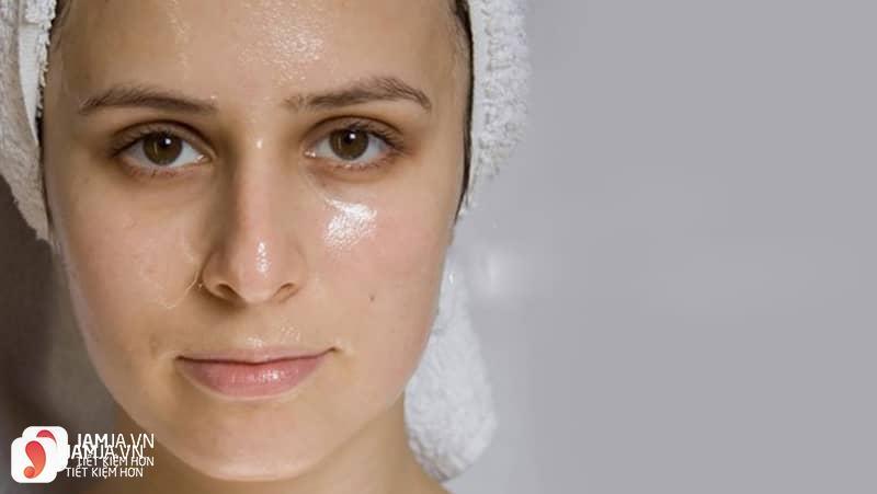 Các bước chăm sóc da dầu và lưu ý