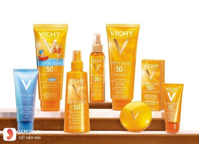 Kem chống nắng Vichy 1