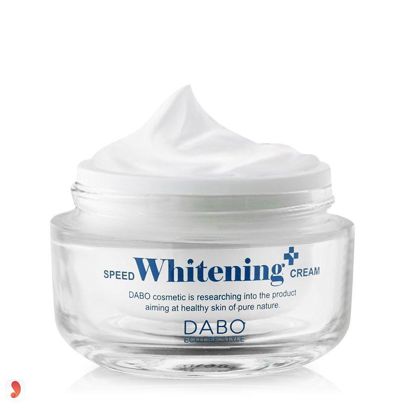 Kem dưỡng trắng Dabo có tốt không?