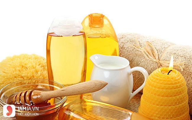 Kem gạo tinh nghệ mật ong có tốt không 1