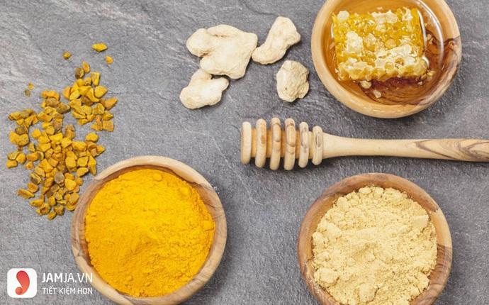 Kem gạo tinh nghệ mật ong có tốt không 3