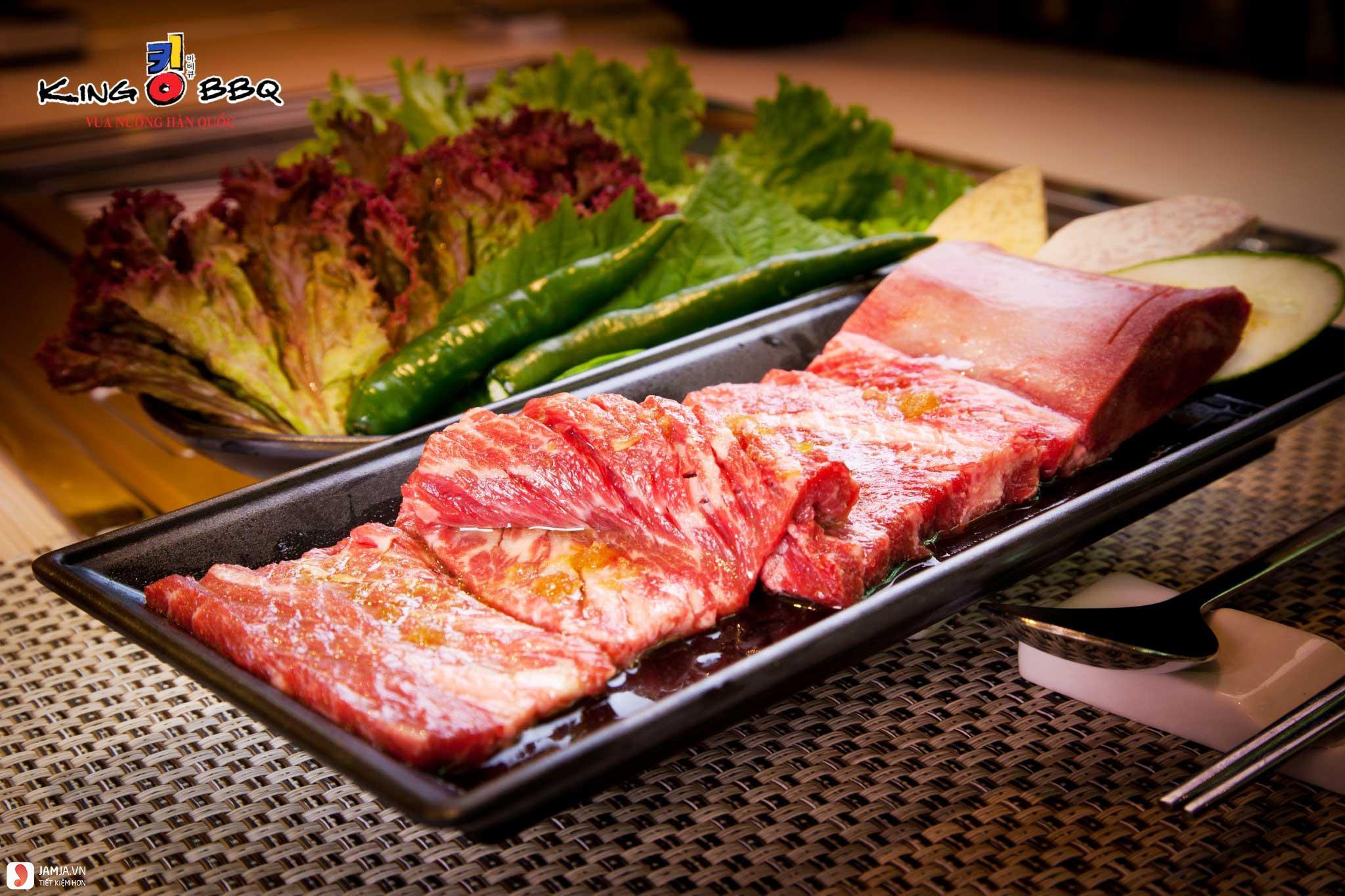 King BBQ - Vua nướng Hàn Quốc 2
