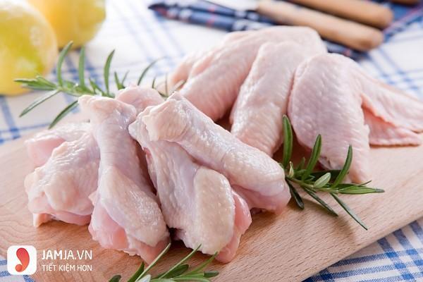 Lợi ích của thịt gà đối với sức khỏe