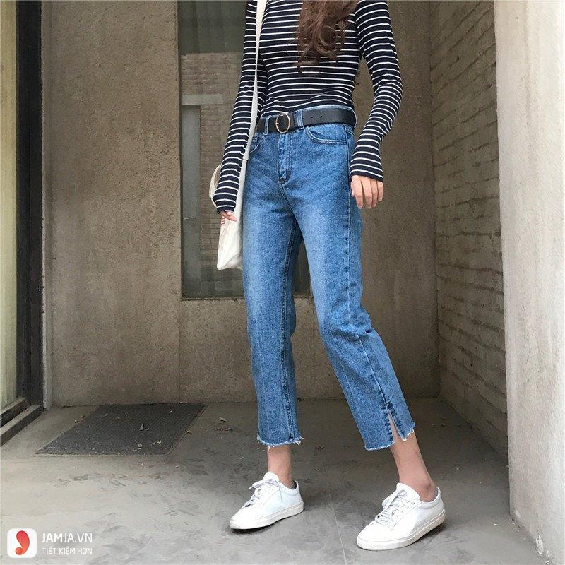 Nguồn gốc lâu đời của quần jean 3