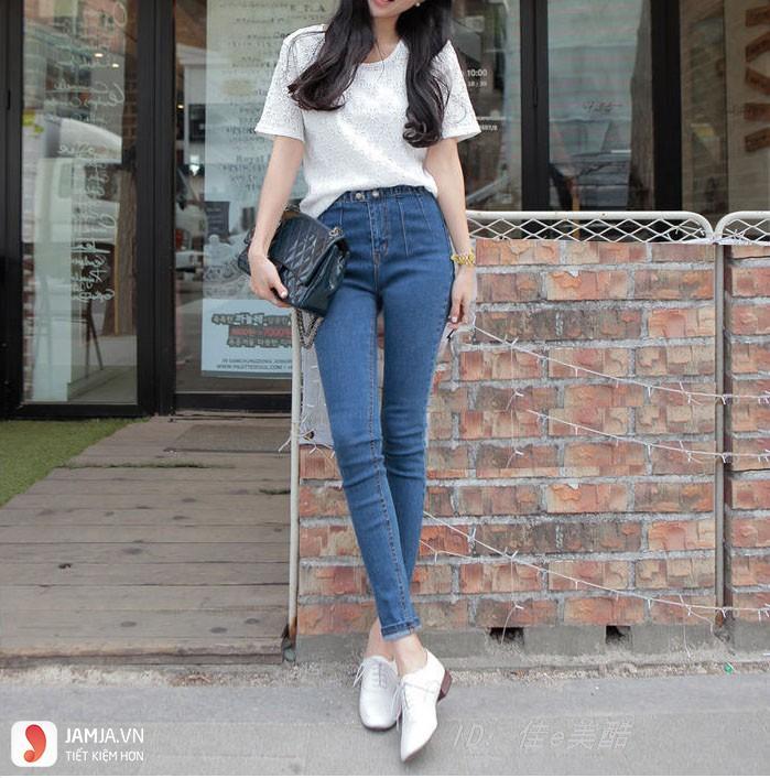 Nguồn gốc lâu đời của quần jean 4