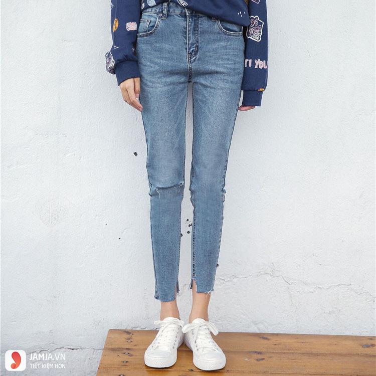 Nguồn gốc lâu đời của quần jean 1