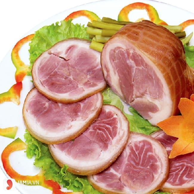Nguồn gốc của món thịt lợn hun khói 1