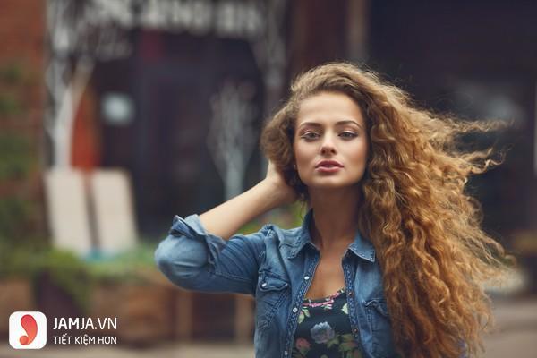 Những điều cần biết về tóc xoăn tự nhiên.