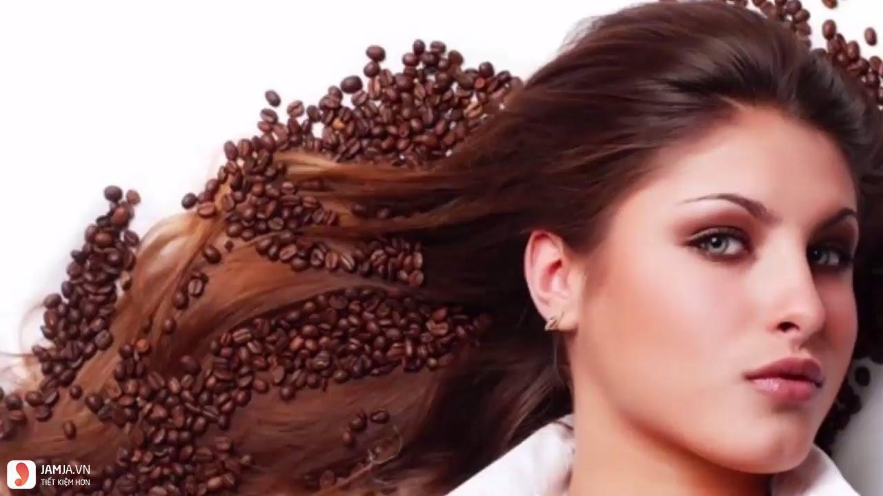 Nhuộm tóc nâu bằng cà phê 2