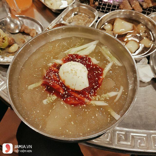 Nướng Samwon - Quán thịt nướng Hàn Quốc ngon ở Hà Nội2
