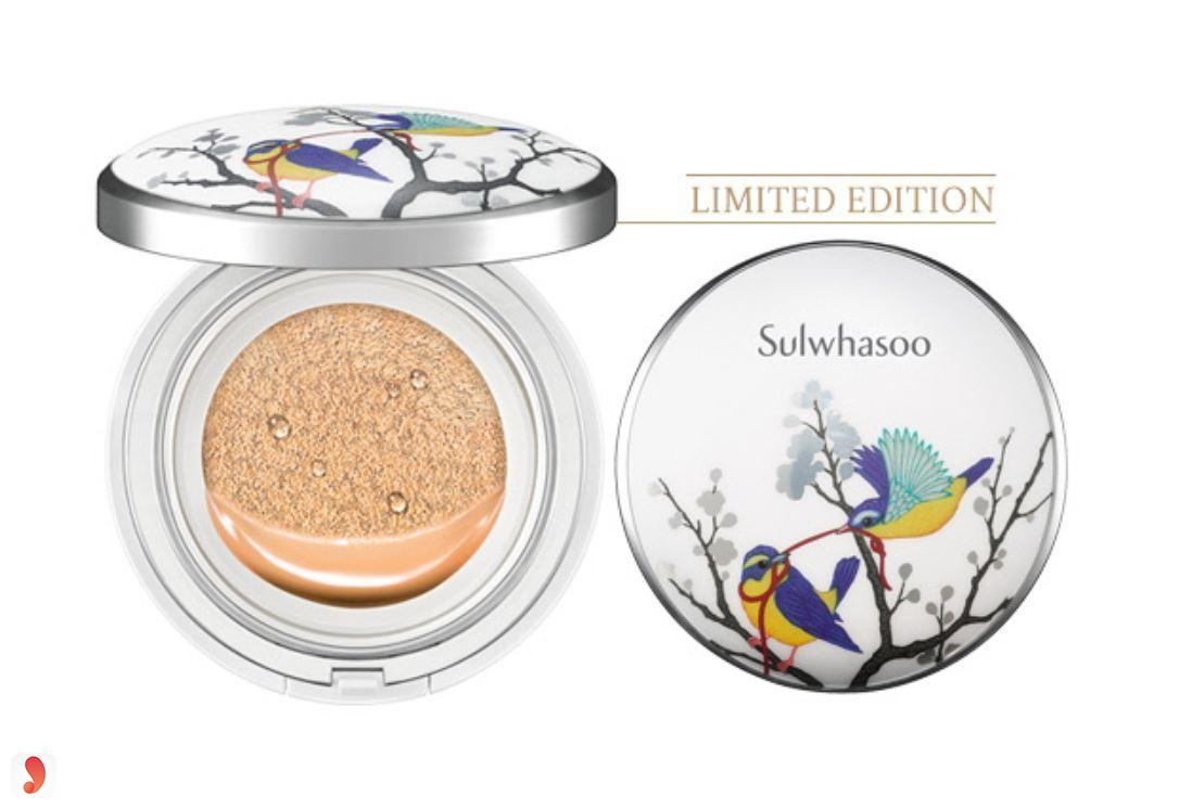 Phấn nước Sulwhasoo Perfecting Cushion Limited Edition 2017