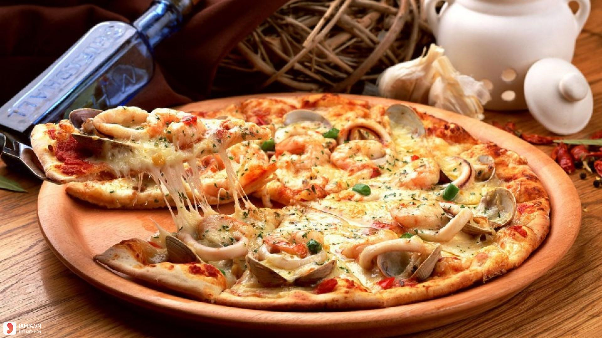 Pizza hải sản 2