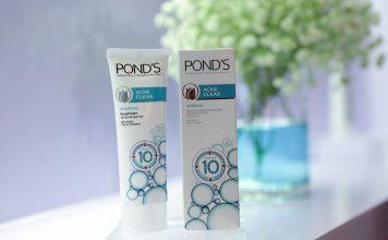 pond's acne clear giá bao nhiêu