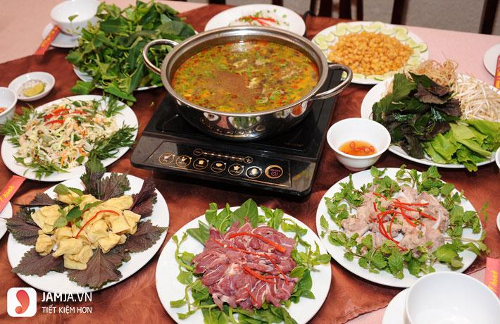 quán lẩu Thái ngon rẻ ở Sài Gòn
