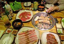 quán nướng Hàn Quốc ngon ở Hà Nội