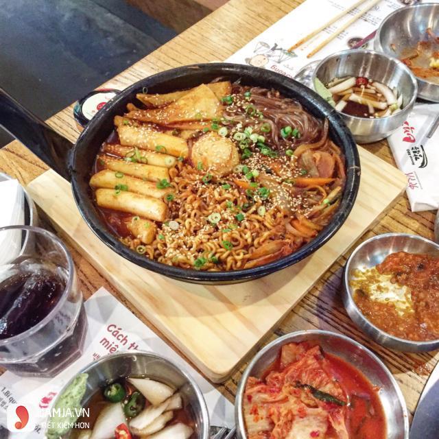 Beak Jeong - Quán thịt nướng Hàn Quốc ngon ở Hà Nội