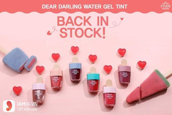 Son Dear Darling Tint màu nào đẹp nhất 1