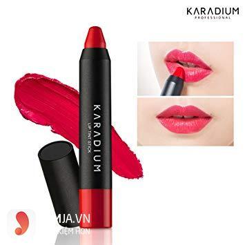 son Karadium Lips Tint Stick Edge Red