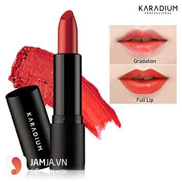 son Karadium Oh My Lips Orange Red