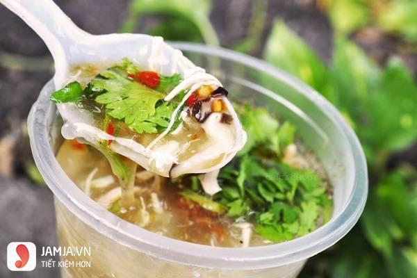 Súp cua Sài Gòn thơm ngon bổ dưỡng