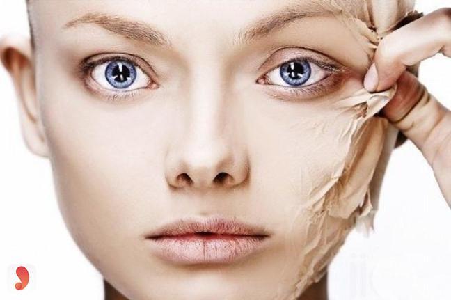 tái tạo da mặt có hại không 1