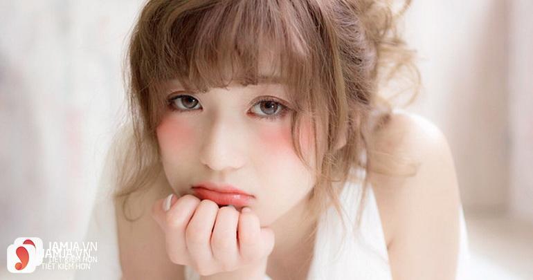 Cách trang điểm sakura Nhật Bản