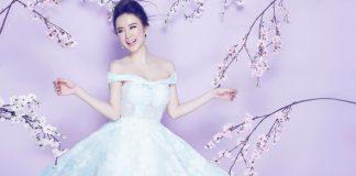 trang phục dự tiệc cưới cho nữ