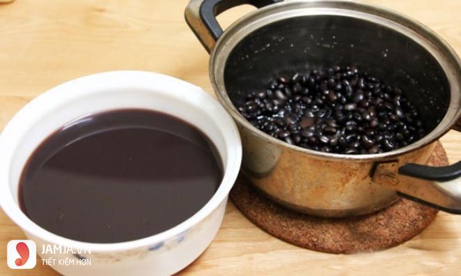 uống nước đậu đen giảm cân 1