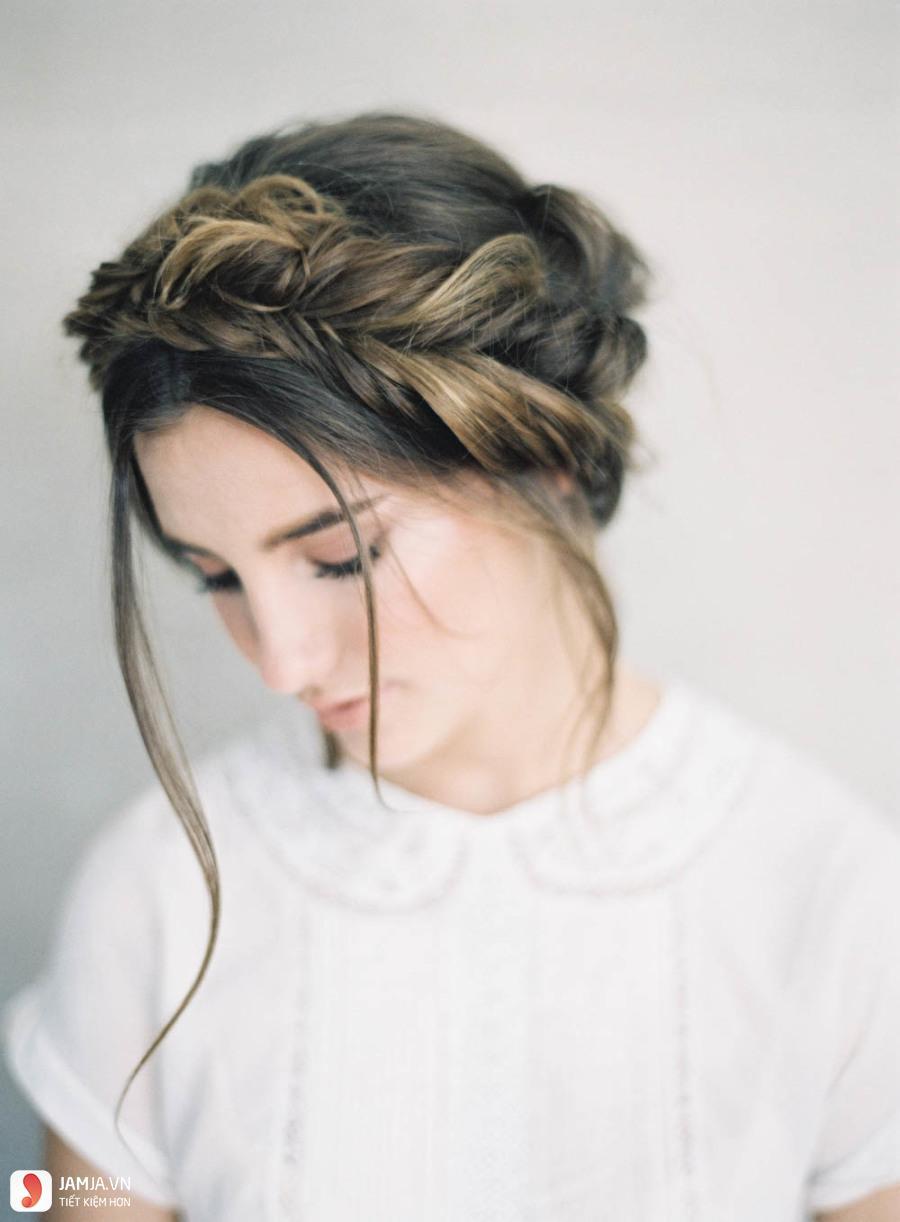 Vấn tóc 1