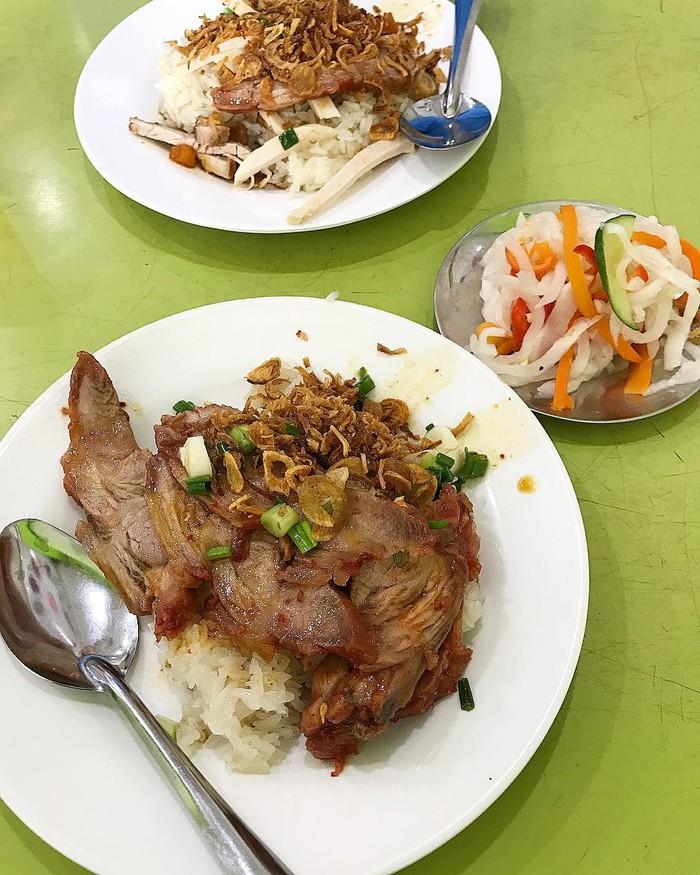 Xôi chè Bùi Thị Xuân 2