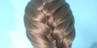 Cách tết tóc chân rết 1