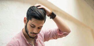 Kiểu tóc 2 tầng nam 1