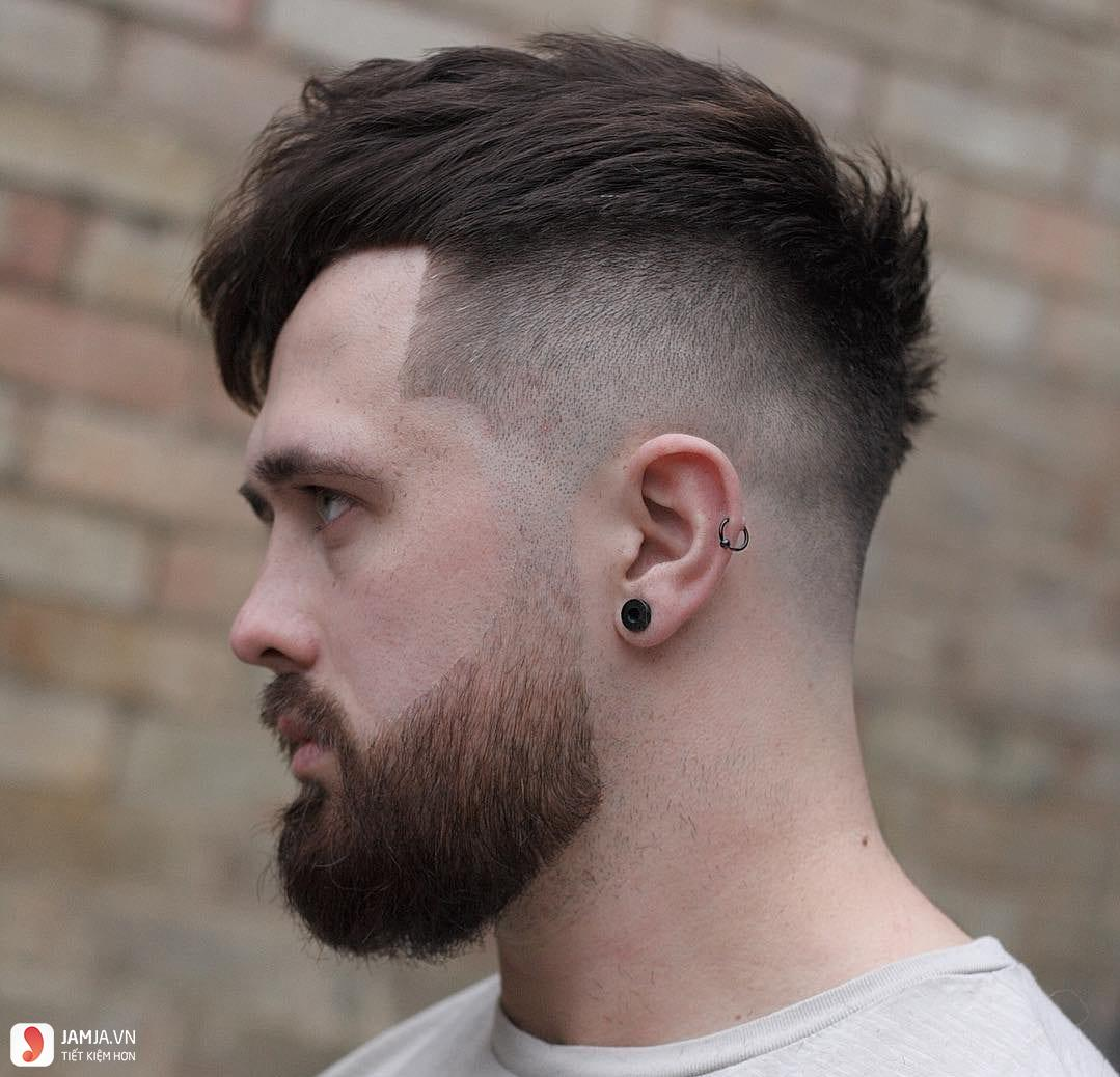 Kiểu tóc nam Textured Crop