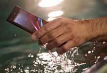 Sony Xa Ultra có chống nước không?
