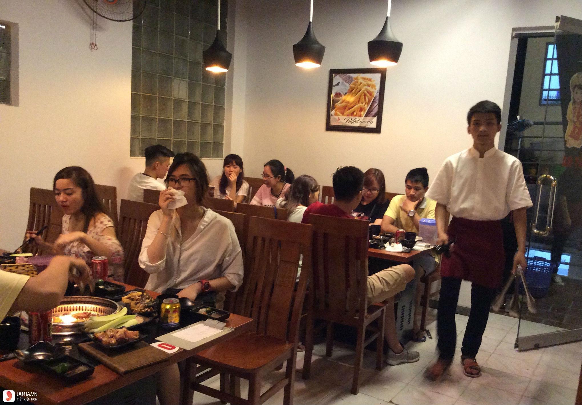 buffet nướng 99k Nguyễn Trãi 1