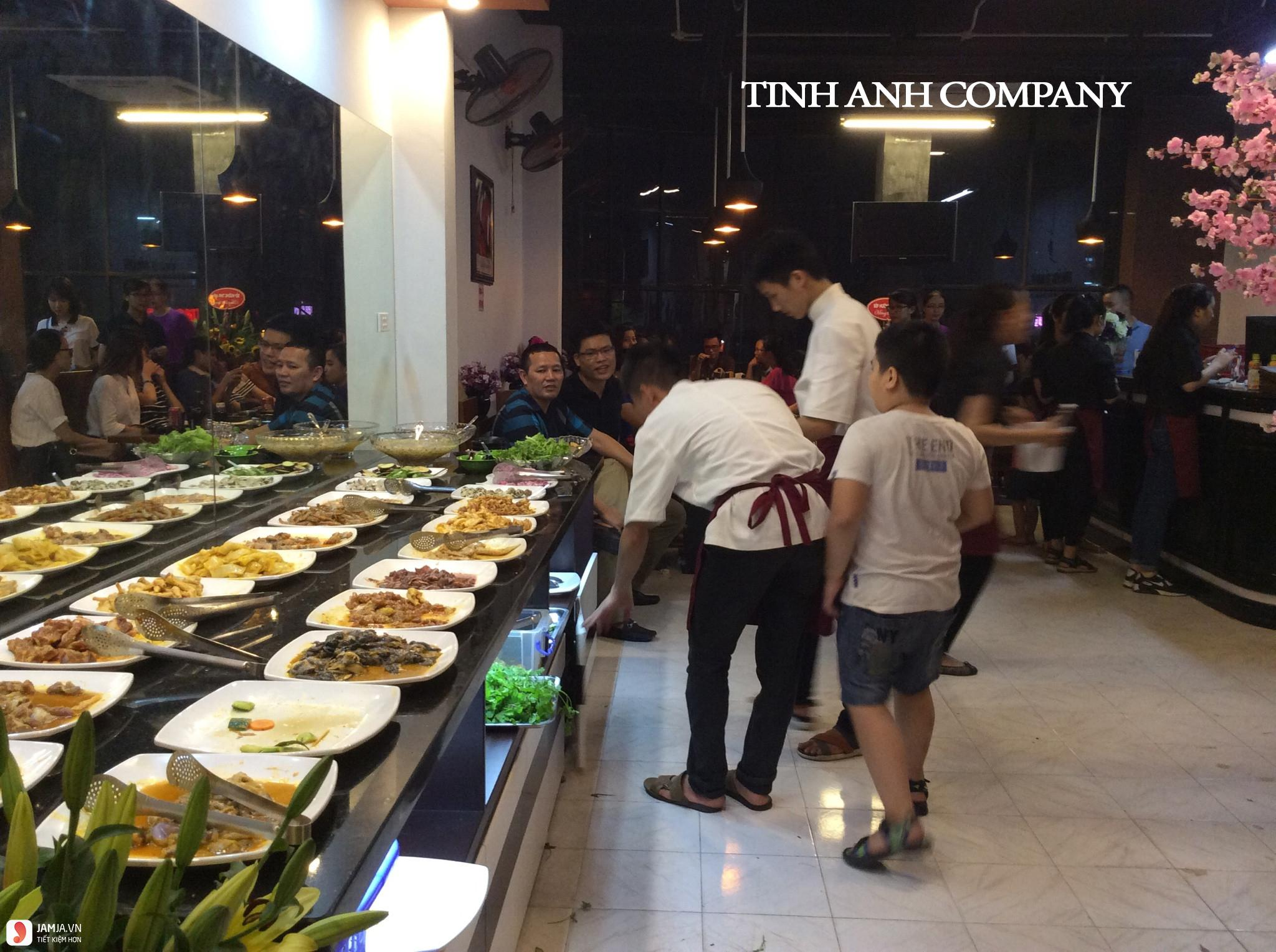 buffet nướng 99k Nguyễn Trãi 2