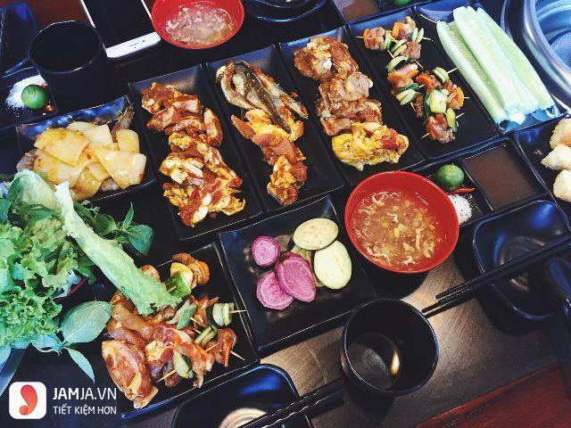 buffet nướng 99k Nguyễn Trãi 3