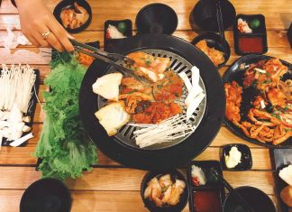 buffet nướng 99k TP.HCM