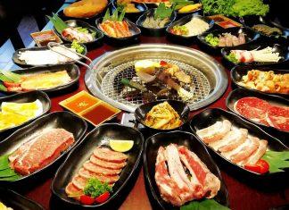 buffet nướng giá rẻ Hà Nội