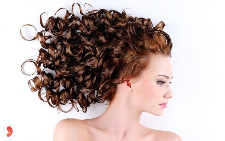 cách chăm sóc tóc sau khi uốn xù đũa 2