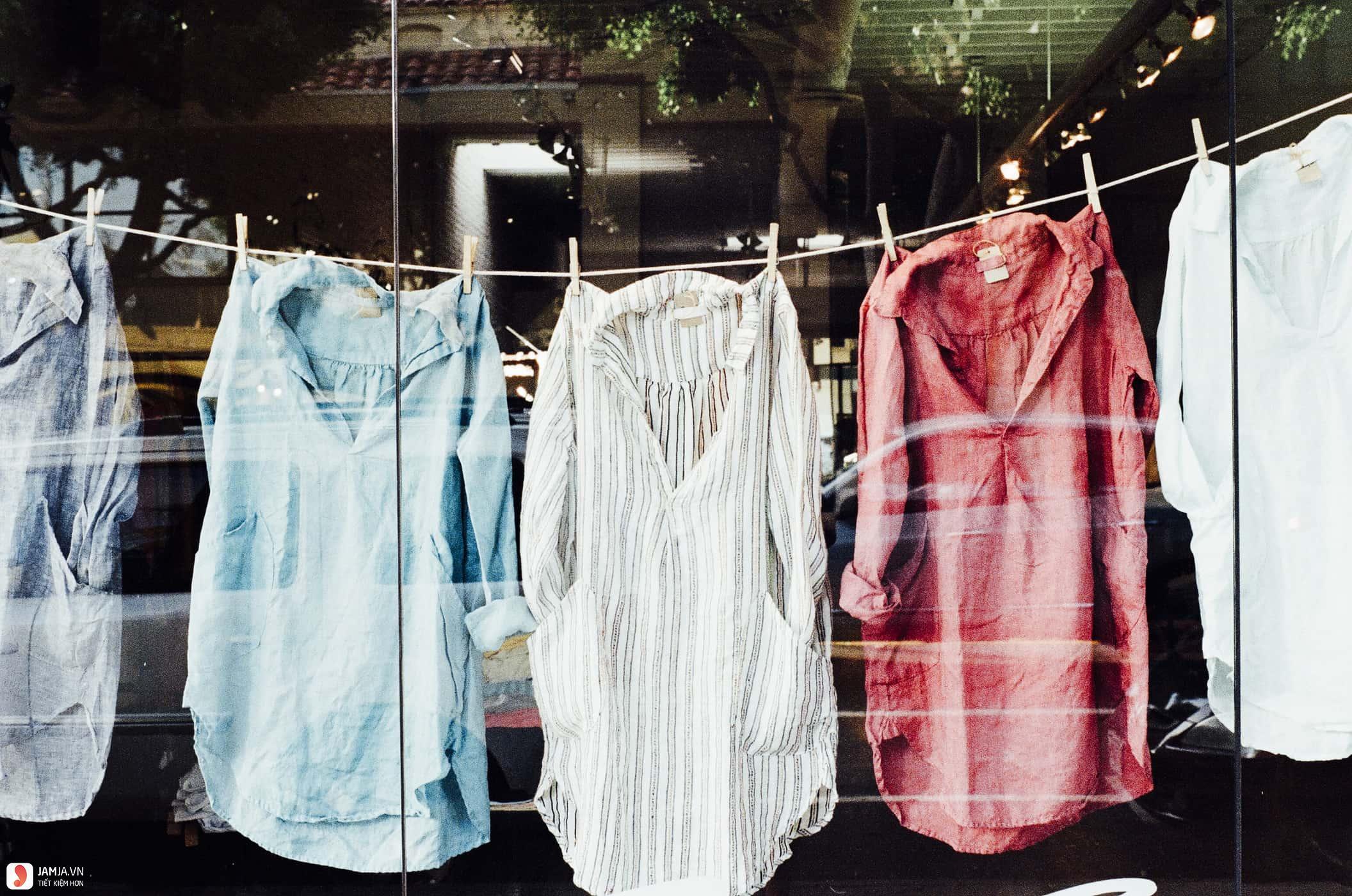Nhuộm quần áo bằng cafe 1
