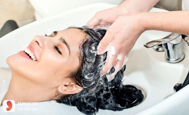 Cách chăm sóc tóc nhuộm hiệu quả 1