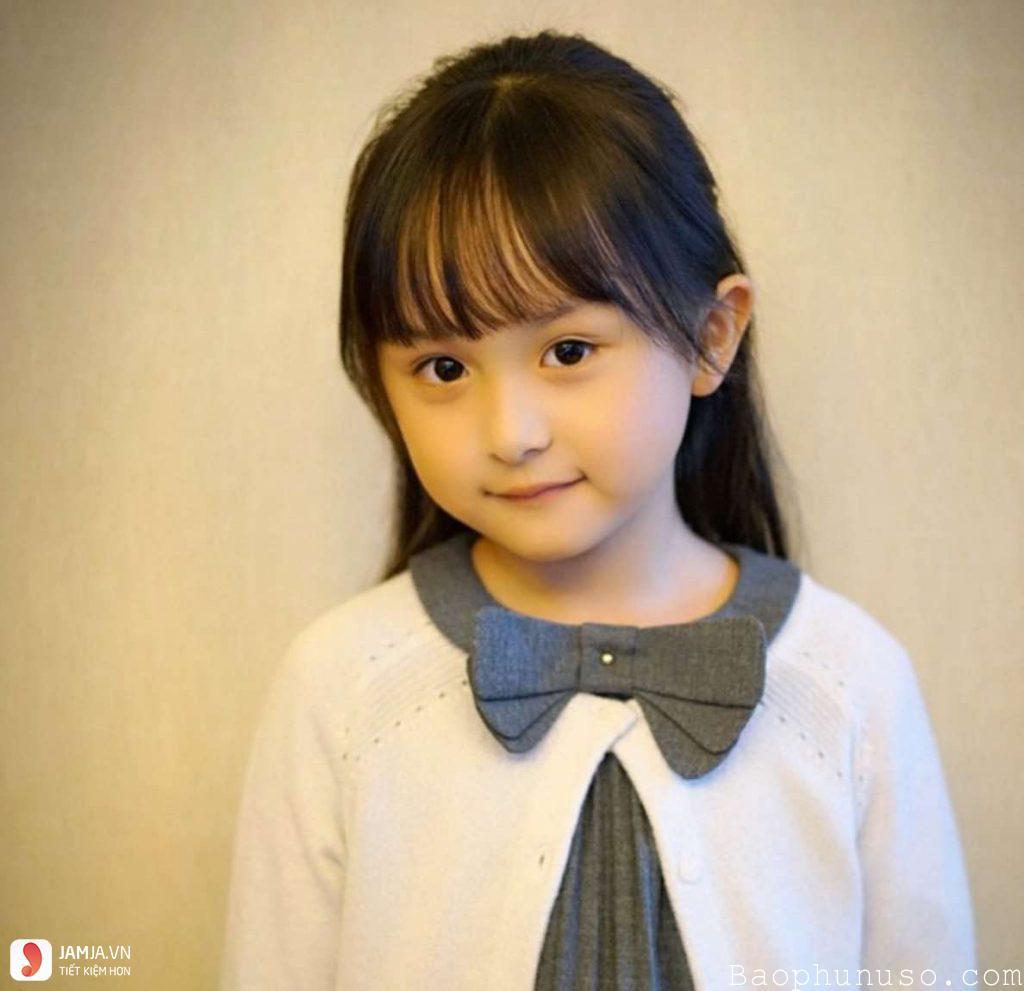 Bảng chiều cao cân nặng chuẩn của bé gái 3
