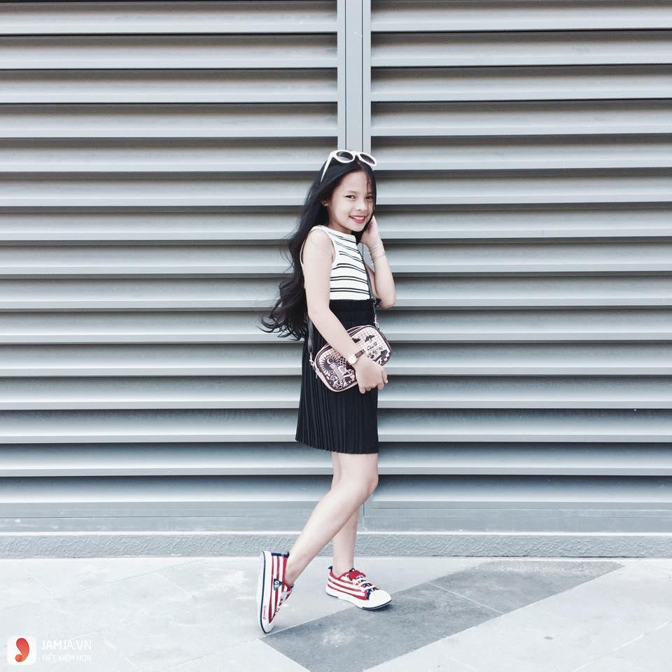 Bảng chiều cao cân nặng chuẩn của bé gái 5