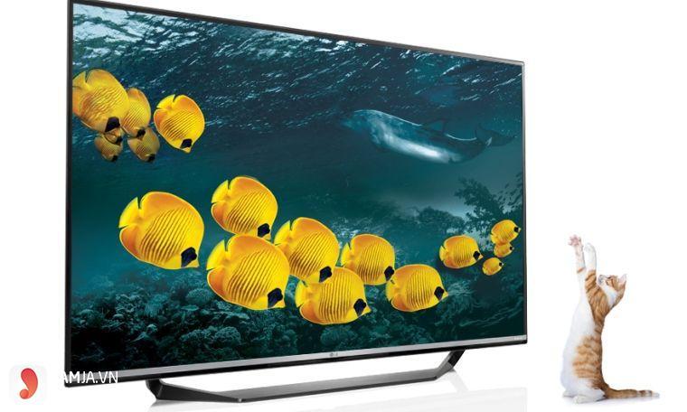 Có nên mua smart tivi LG - 1